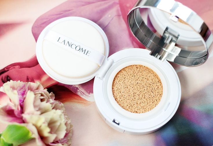 Lancome Miracle Cushion Foundation | The Review, beautiful finish. . . perfect match, cooling agent BURNING MY FACE. . . it went back!