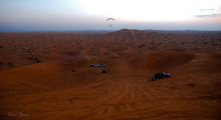 Overnight Desert Safari by Tamer Zourob on 500px