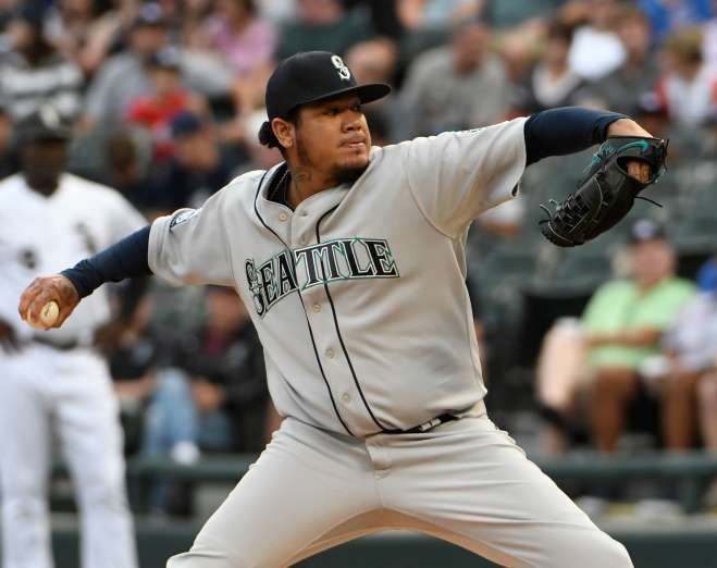 Active MLB players who are bound to be Hall of Famers - January 3, 2018.  FELIX HERNANDEZ, SP - King Felix's career has been sidetracked recently due to injuries, but he was arguably the AL's best pitcher from 2009-15, winning one Cy Young, finishing second in the voting twice and making six All-Star appearances. He's also won two ERA titles.