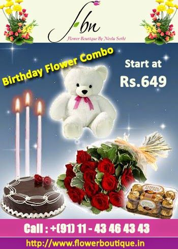 Flower Boutique - Online Flower Delivery in India: online flower delivery services