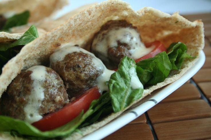 Donair Meatballs : Meal Planning 101