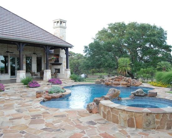 Flagstone Pool