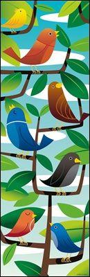 Spring Birds / Charlie Adam
