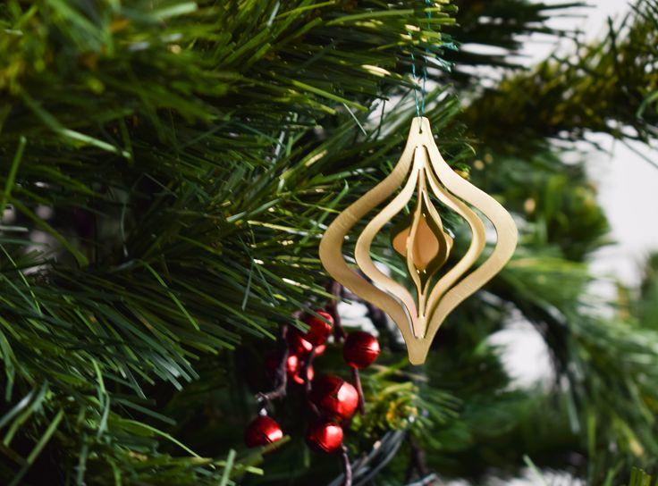 Adornos de Navidad Maranta