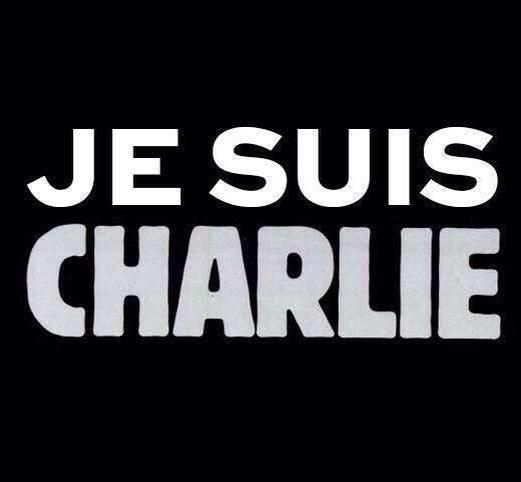For Charlie hebdo because they used their art, their strength and they died for liberty ... Their murderer believed to kill Charlie but they united the nation of France #JeSuisCharlie #NousSommesTousCharlie