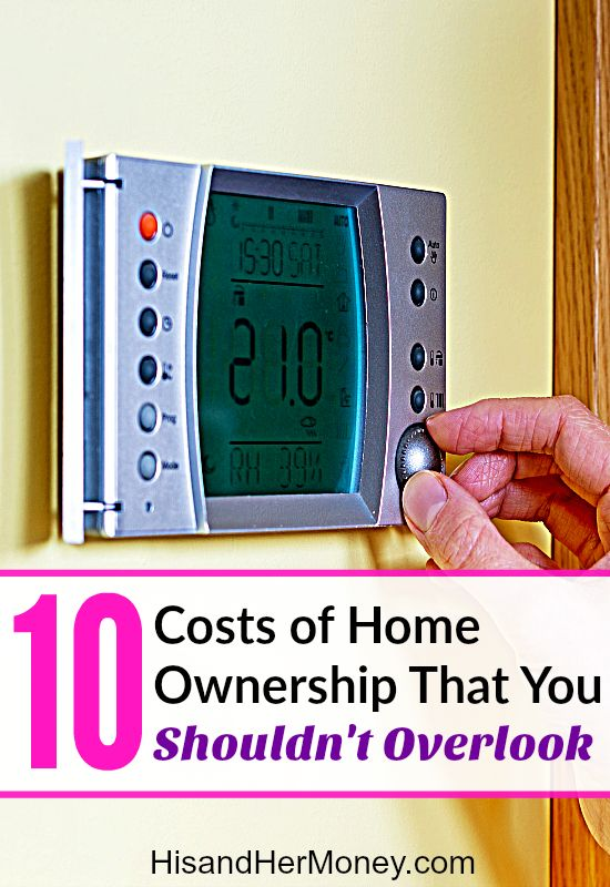 10 Costs of Home Ownership That You Shouldn't Overlook. This is extremely valuable tips for 1st time and repeat home buyers about all of the hidden costs associated with purchasing a house. The biggest purchase that you're ever going to make is that of a home so it is critical that you be equipped with all the information you'll need to make the purchase process as painless as possible. You'll get an inside look into some of the expenses associated with home ownership that you never hear…