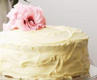 Recipe White Chocolate Mud Cake by The Naked Baker - Recipe of category Baking - sweet