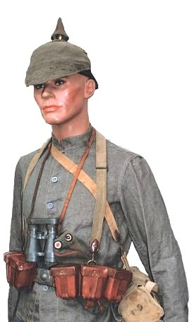 Ww1 German Uniform Color