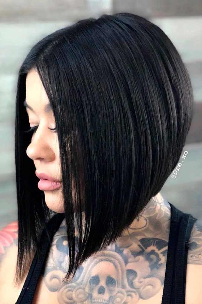 38++ Edgy black bob hairstyles info