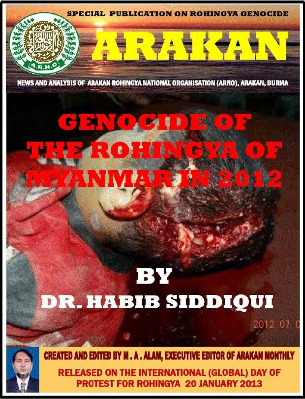 Genocide of Rohingya
