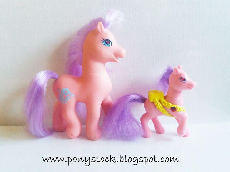 Morning Glory Generation 2 My Little Pony McDonald's Happy Meal