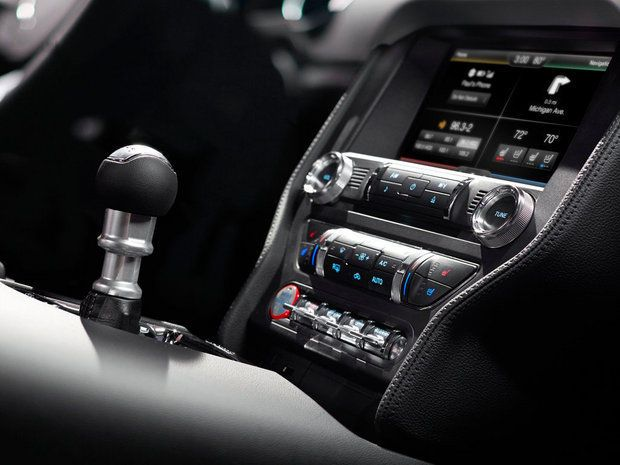 The next-generation of Ford's SYNC AppLink in-car connectivity system will debut at the 2015 Ford Mustang.