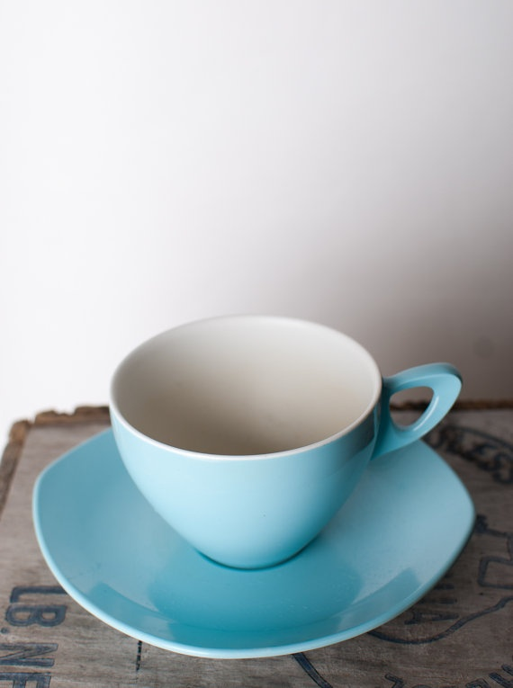 1950s MIDWINTER MODERN MELMEX Coffeeset Made in England
