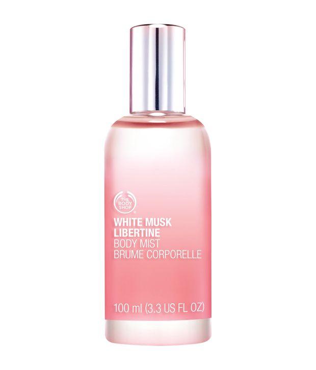 The Body Shop White Musk Libertine Body Mist 100 ml  #BodyShop body mists are simply divine. http://www.snapdeal.com/product/the-body-shop-white-musk/659504/?utm_source=Pinterest_campaign=Delhi_content=181754_medium=180413_term=Prod
