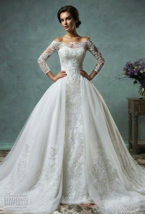 16 best Hochzeitskleid images on Pinterest | Hochzeitskleid ...