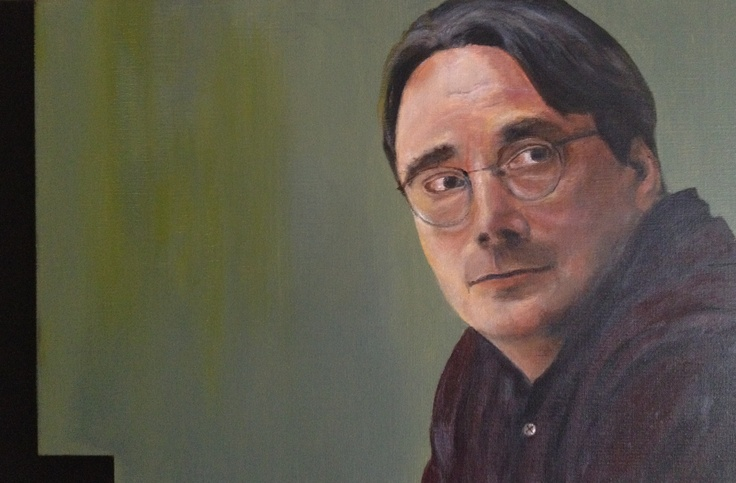 Linus Torvalds - Linux  || Rui Oliveira || 2012
