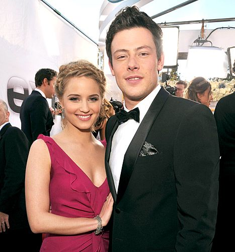 Dianna Agron Addresses Her Absence from Cory Monteith Tribute on Glee - Us Weekly