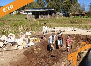 This Christmas with GVN Foundation's Gifts of Change campaign you can buy nails and roof fasteners to help complete a home for a family in Honduras! If you enjoy a bit of construction here and there or know someone else who does, why not purchase a gift for them which will help build a home in a community? Read all about it here: http://gvnfoundation.org/give/gifts/hondurasnails/#