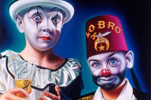 ron english clowns