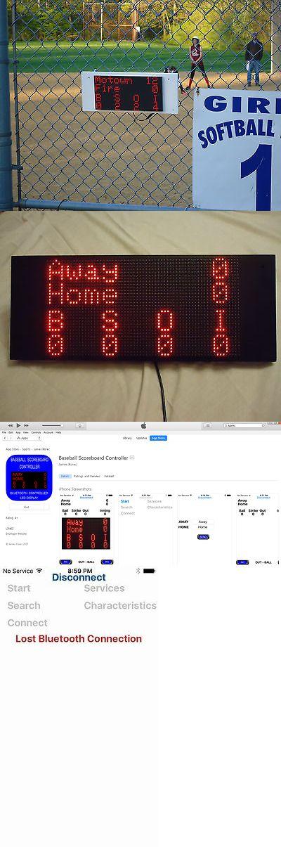 25 best ideas about baseball scoreboard on pinterest for Baseball scoreboard wall mural