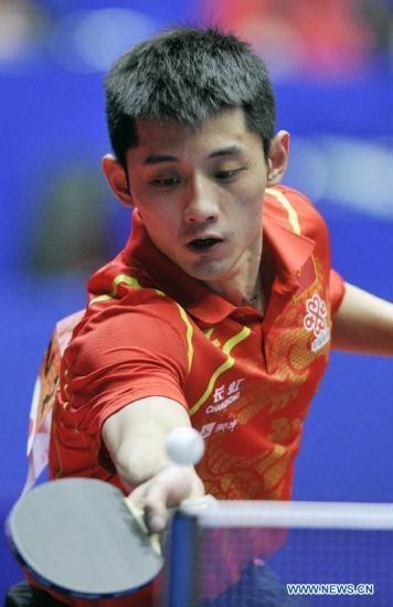 Zhang, Jike   #2 on the official ITTF world rankings…