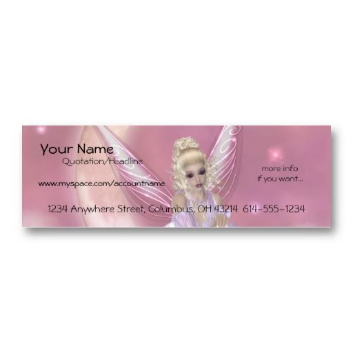 18 best bad business card designs images on pinterest card fairy on the moon profile cards business card templates reheart Images