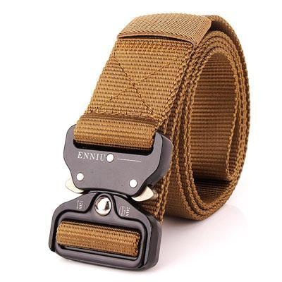 125CM Swat Military Equipment Tactical Belt Quickly Unlock Army Belt 100% Nylon Waistband Mens Heavy Duty US Soldier Combat Belt