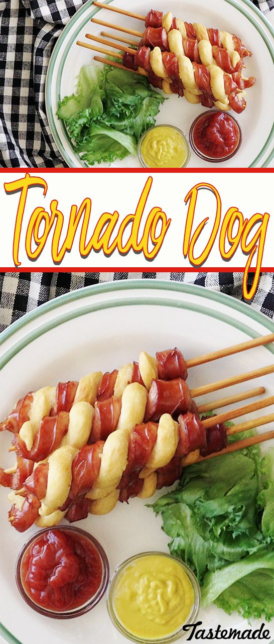 WARNING: This twist on a hot dog will blow you away!
