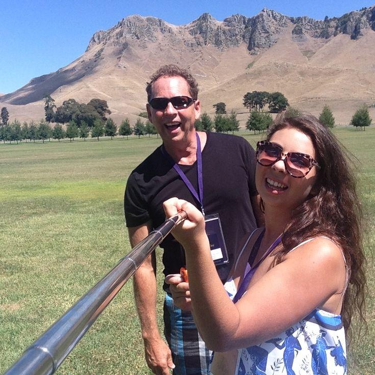 Craggy range Deep Purple day
