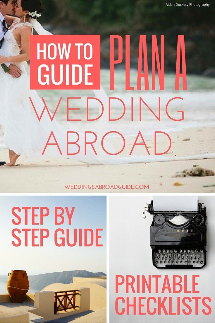 25 best ideas about destination wedding on pinterest for How to start planning a destination wedding
