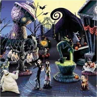 tim burton halloween decorations google search