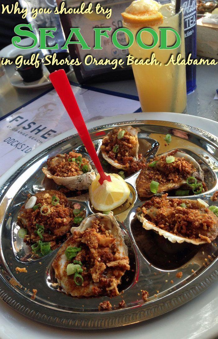 Incredible Alabama Seafood At Gulf Ss Restaurants