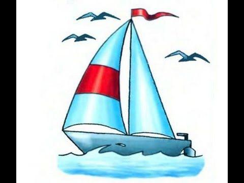 Дыхательное упражнение Кораблик. Логопедия