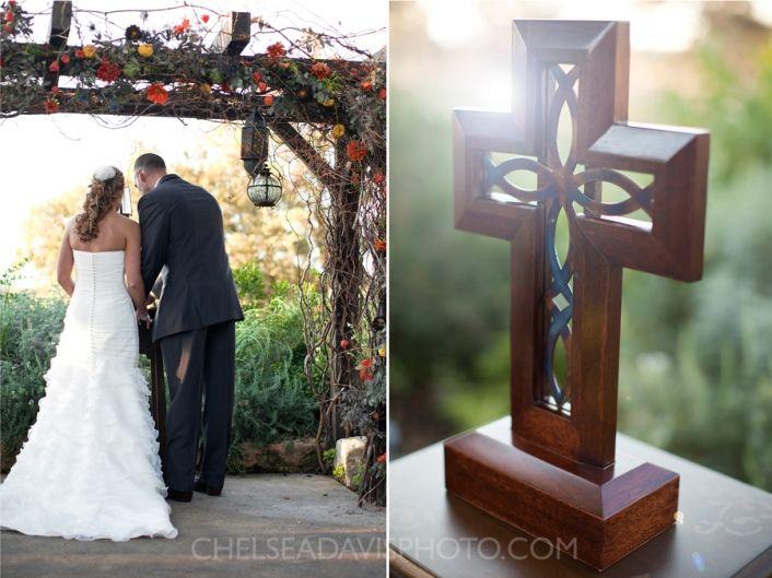 CDPWeddingPhotographer17 Crosses DecorUnity CrossWedding