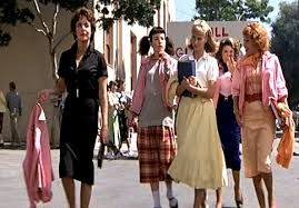 Image result for frenchy grease costume