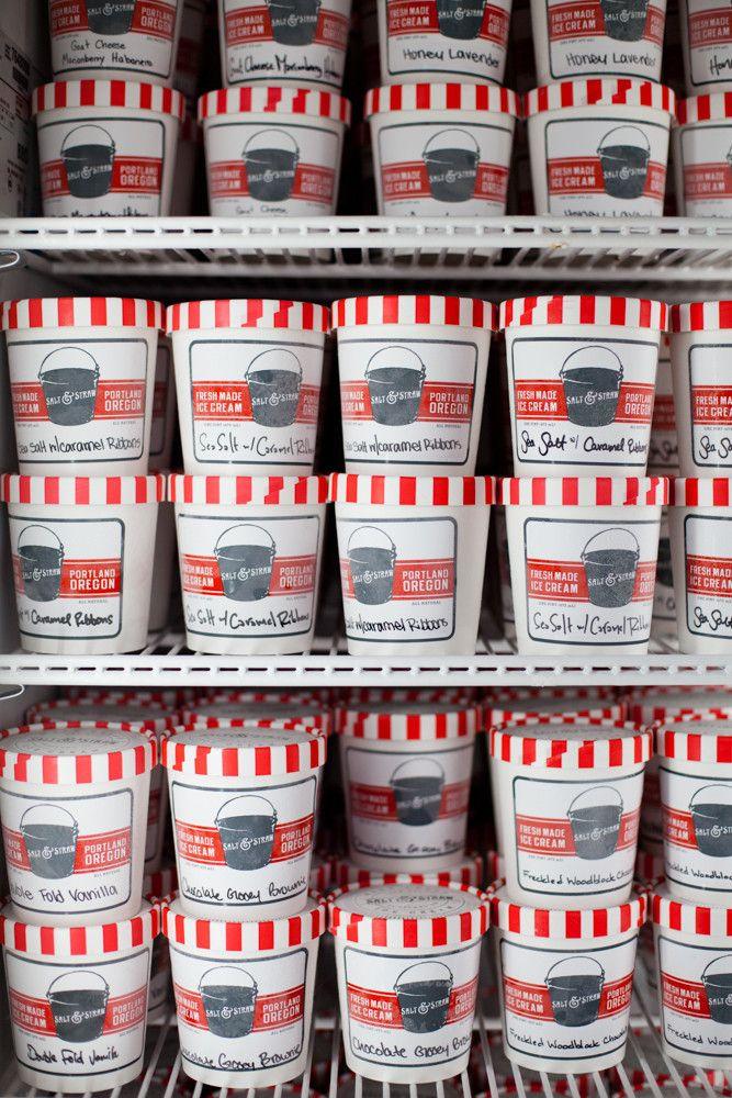 Salt and Straw Ice Cream Pints