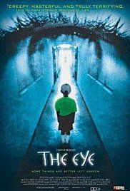 eh. Substantially similar to the Sixth Sense. The Eye Poster