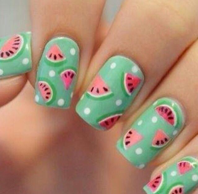 Mejores 8 imágenes de diseños de uñas en Pinterest | Diseños de uñas ...