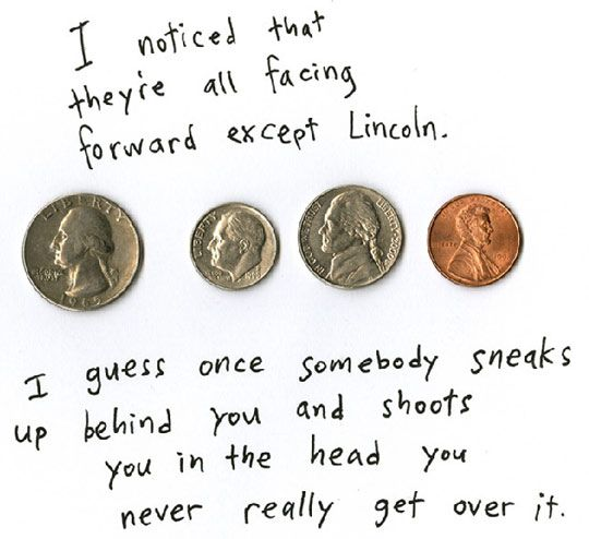 Makes cents...