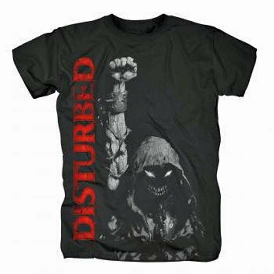 Disturbed Band Shirt by TheTreasuredHippie on Etsy, $20.00