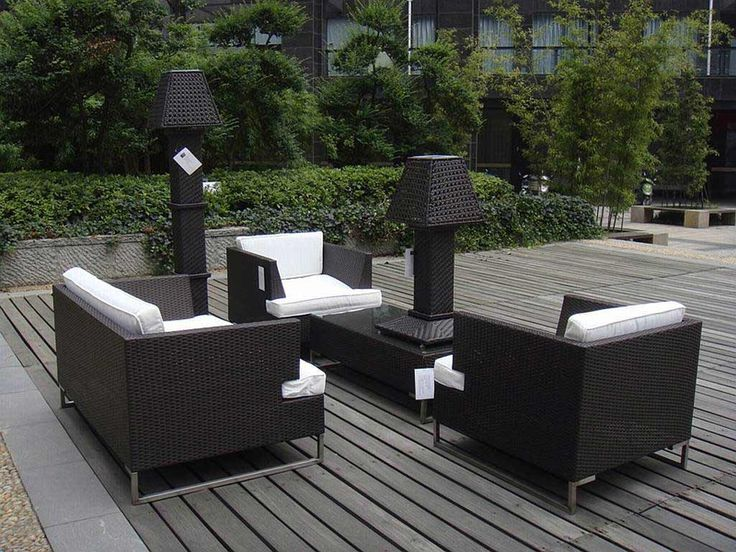 22 Awesome Outdoor Patio Furniture Options And Ideas