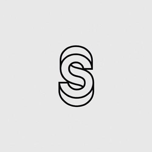 256 best Typographic logo design images on Pinterest  Optical Illusion Logo