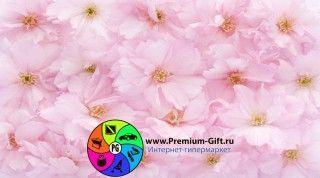 Нежные розовые фотообои
