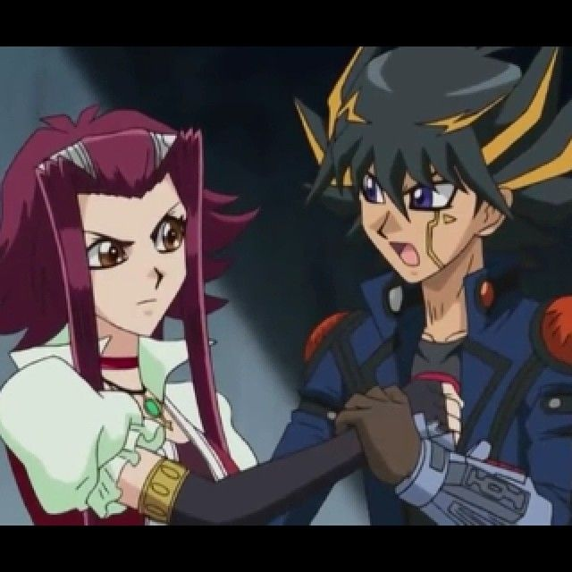 68 Best Images About Yusei And Akiza On Pinterest