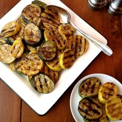 Grilled Zucchini and Summer Squash by TakingOnMagazines