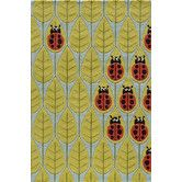 Found it at AllModern - Lil Mo Whimsy Lady Bug Kids Rug