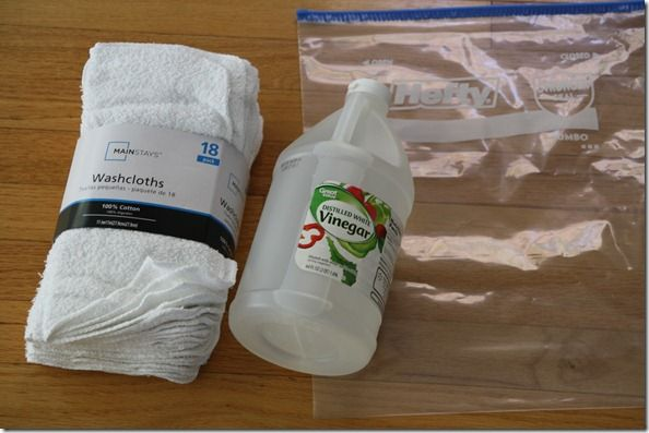 Make Your Own Swiffer Sweeper Pads + Solution — Healthy Tipping Point...I do this all the time. :D