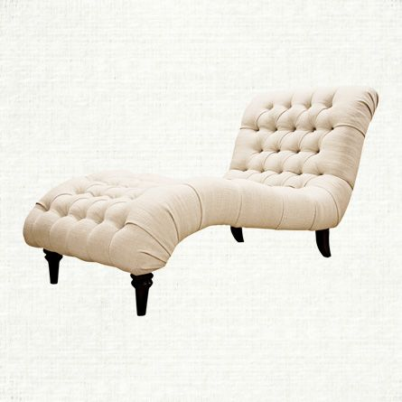 17 best images about nyc apartment ach 105 on pinterest for Cameron tufted chaise peacock