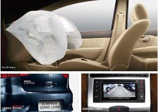 Airbag Mobil Grand Livina