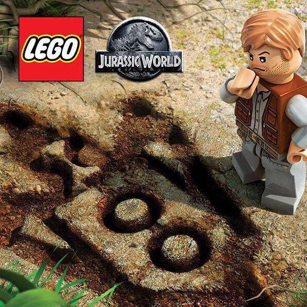 LEGO Jurassic World Game : Le teaser - Jurassic Bricks - www.jurassicbricks.com
